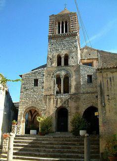 Itri Castle Italy