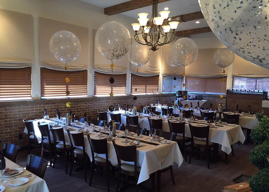 Private parties at Caffe Itri Cranston RI