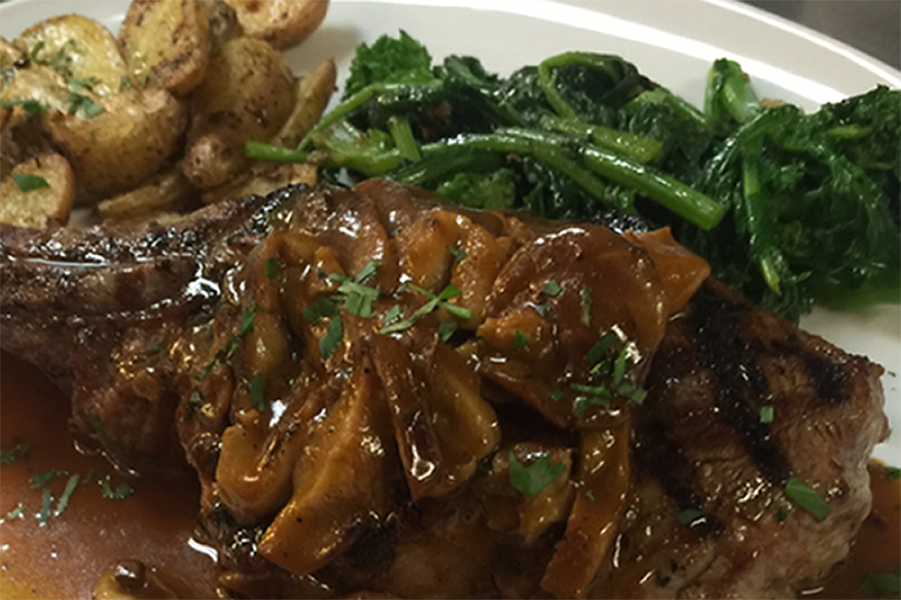 Grass-Fed Veal Chop